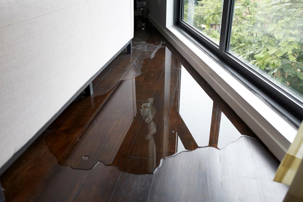 stank onder de vloer